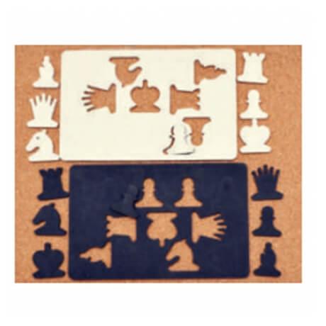 Satranç Masa ve Tahtaları Manyetik