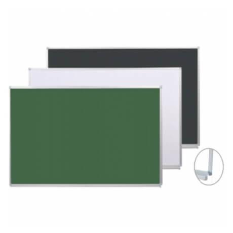 Alüminyum Çerçeve Yazı Tahtası Duvara Monte Yeşil / Siyah