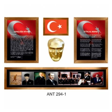 Atatürk Köşesi Set - 1