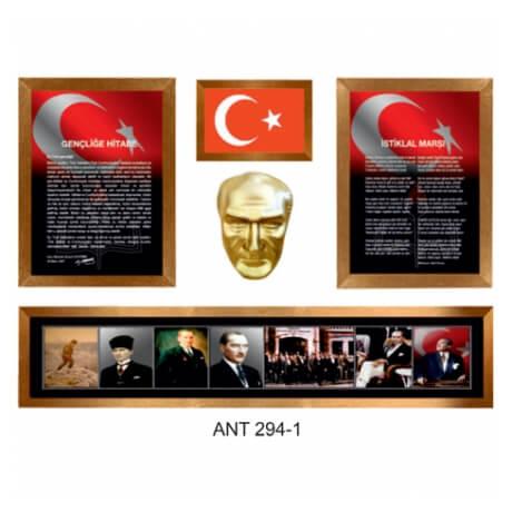 Atatürk Köşesi Set - 2